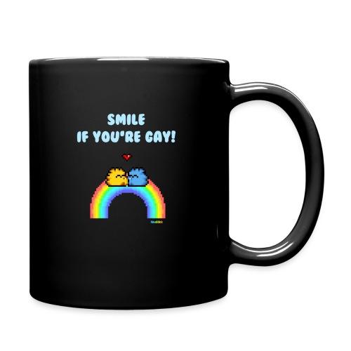 Gay Rainbow - Boys - Tasse einfarbig