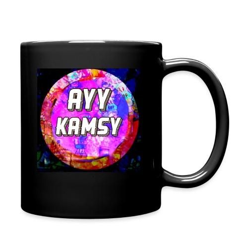 AyyKamsy Logo Accesorie - Full Colour Mug
