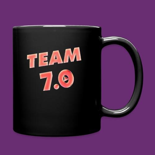 Pop art team 7 - Full Colour Mug