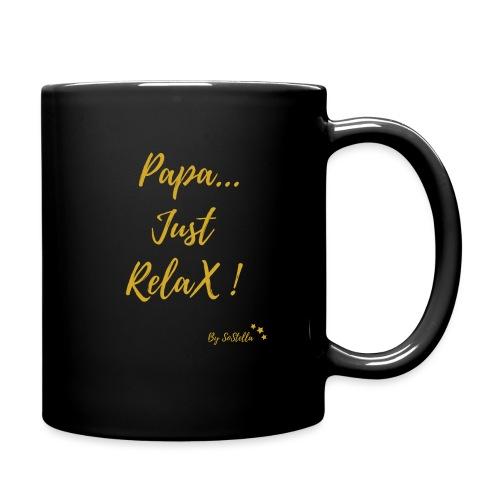 papa just relax - Mug uni