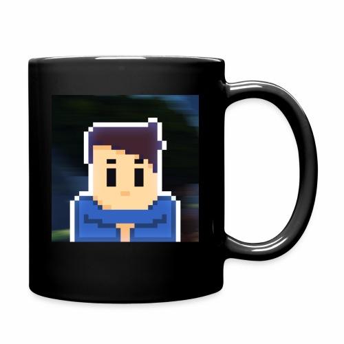 JoeWobbler Avatar with Background - Full Colour Mug