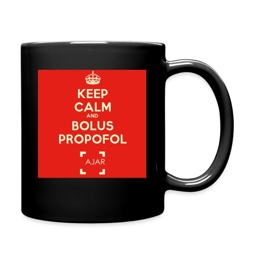 Keep calm and bolus PROPOFOL ! - Mug uni