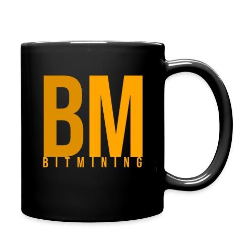 BitMining official Logo - Mug uni