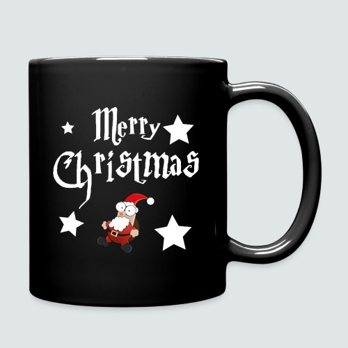 Merry Christmas - Ugly Christmas Sweater - Tasse einfarbig