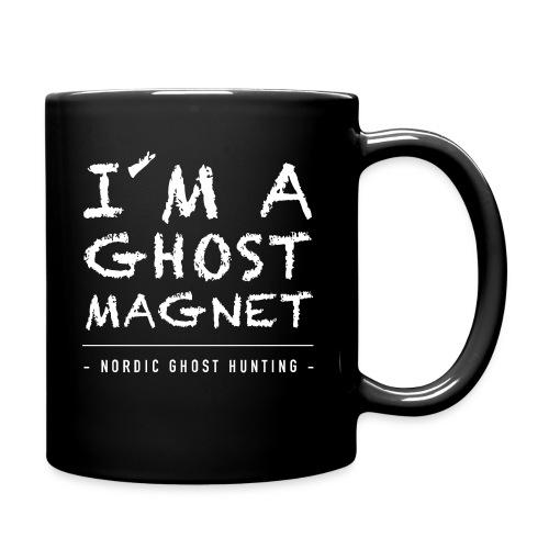 I´m a ghost magnet - Enfärgad mugg