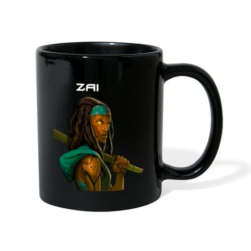Zai - Enfärgad mugg