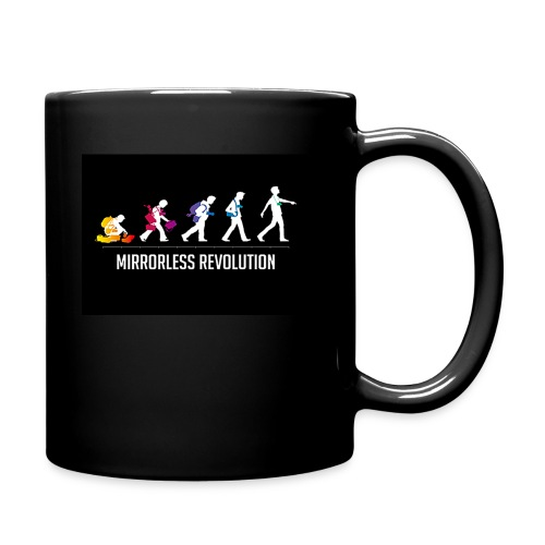 mirrorless evolution - Taza de un color