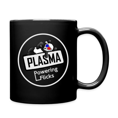 Plamsa Logga - Enfärgad mugg