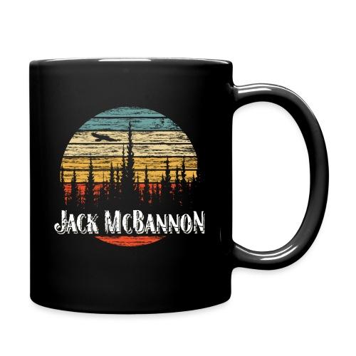 Jack McBannon - Forest Sundown - Tasse einfarbig