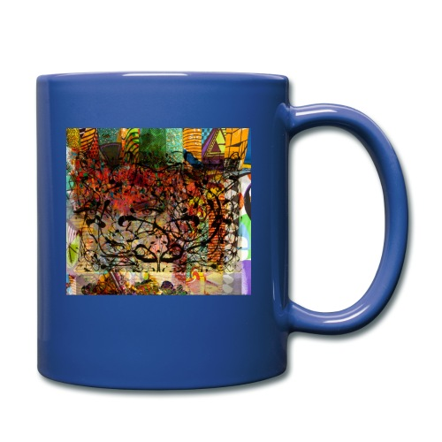 urban tribute - Mug uni