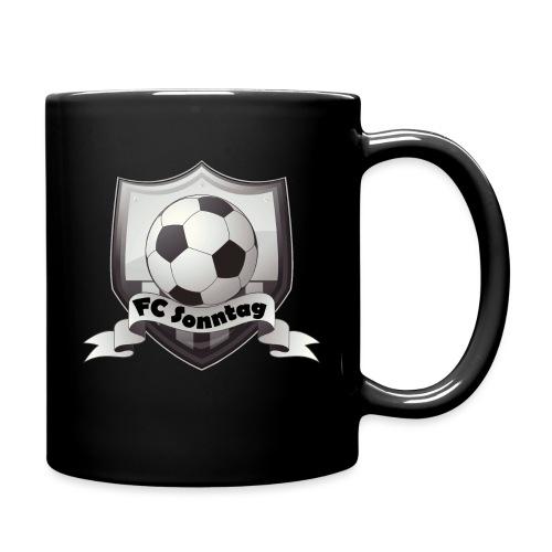 FC Sonntag Logo - Tasse einfarbig