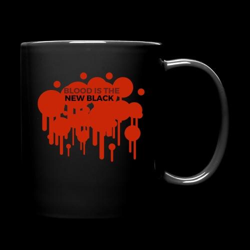 Blood is the New Black - Tasse einfarbig