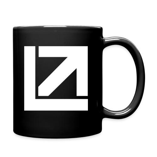 logo - Yksivärinen muki