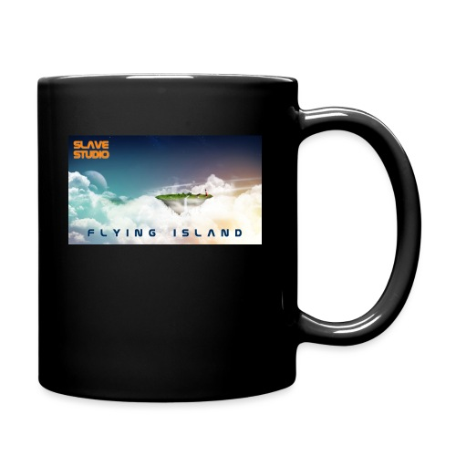 flying island - Tazza monocolore