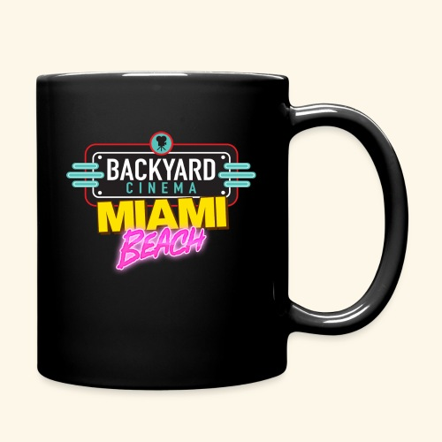Miami Beach - Full Colour Mug