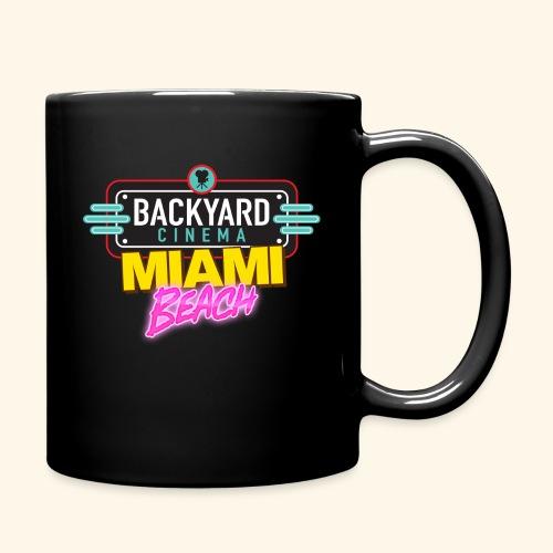 Miami Beach - Full Colour Mug