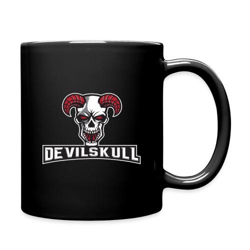 Devilskull - Tasse einfarbig