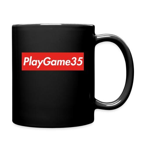 PlayGame35 - Tazza monocolore