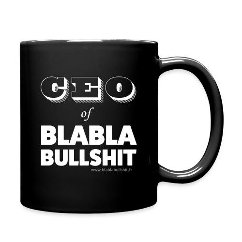 CEO of Blablabullsh*t - Mug uni