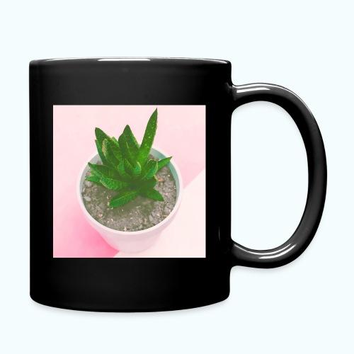 Minimalism plants composition - Full Colour Mug