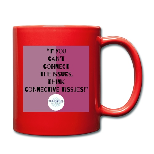 Ehlers-Danlos/ Connective Tissue Disorders - Full Colour Mug