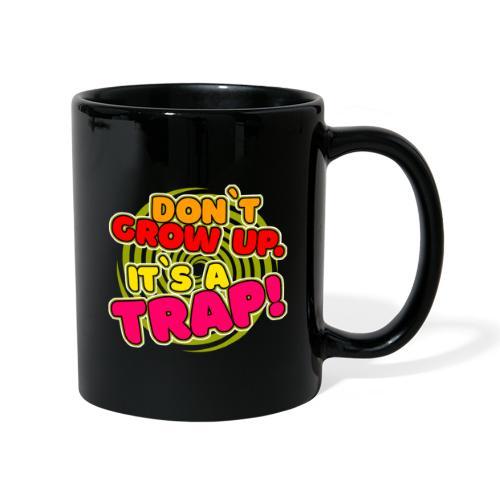 Es ist eine Falle! - Tasse einfarbig
