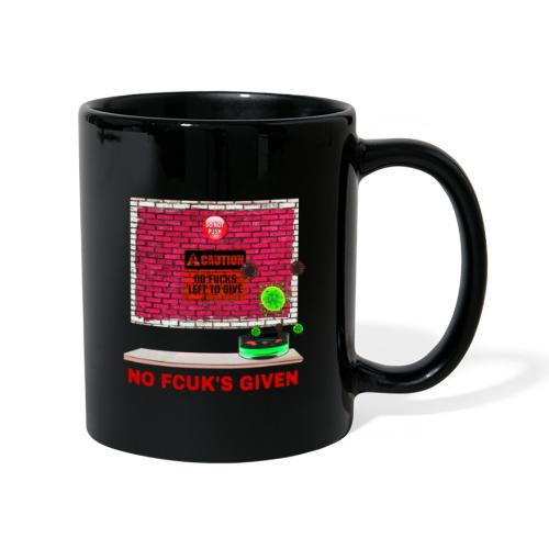 The Red Button - Full Colour Mug