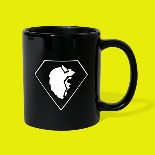 logo white - Full Colour Mug