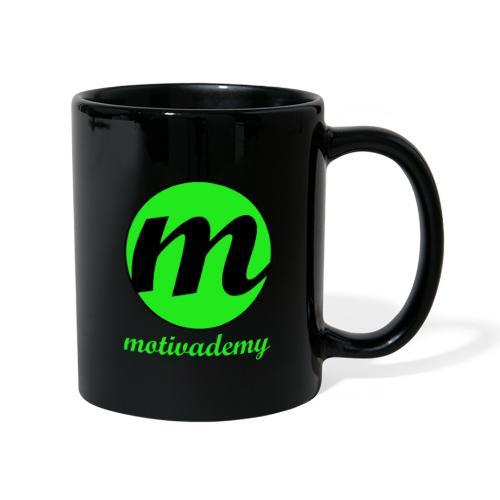 Motivademy Logo Print - Tasse einfarbig