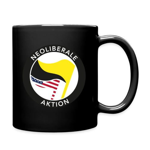 Neoliberale Aktion (USA) - Tasse einfarbig