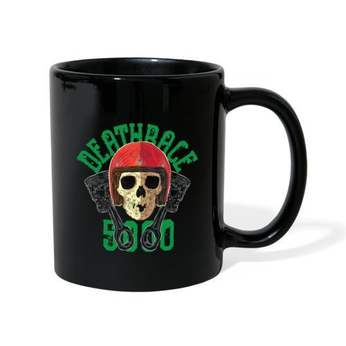 Deathrace5000 - Yksivärinen muki