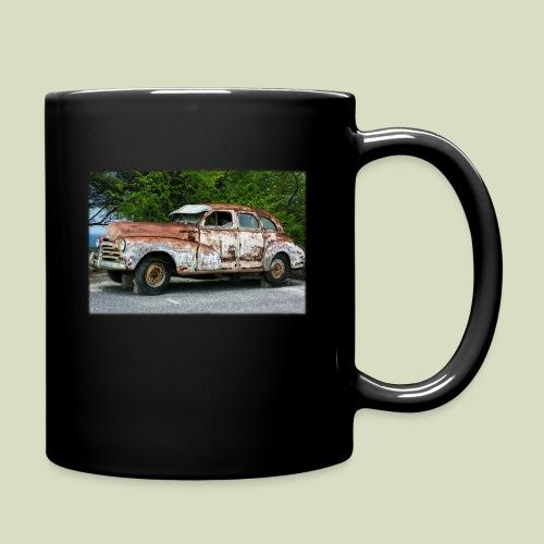 RustyCar - Yksivärinen muki