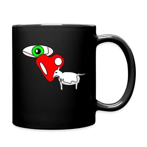 Eye luv Ewe - Full Colour Mug