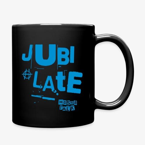 Jubilate-Hoodie - Tasse einfarbig