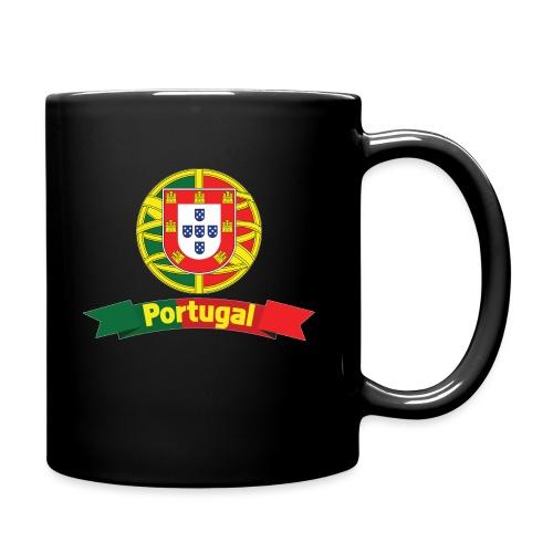 Portugal Campeão Europeu Camisolas de Futebol - Full Colour Mug