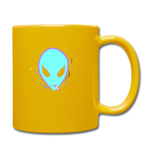 People alienate me. I'm out of this world - Full Colour Mug