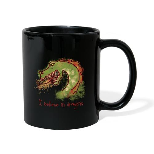I believe in dragons - Full Colour Mug