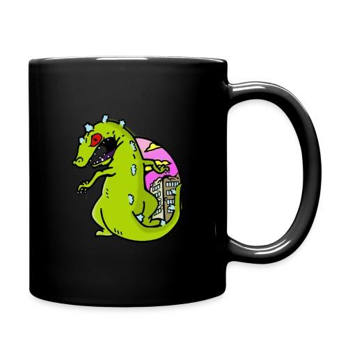 dinosaur - Ensfarvet krus
