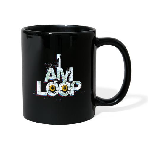 I AM LOOP - Tasse einfarbig