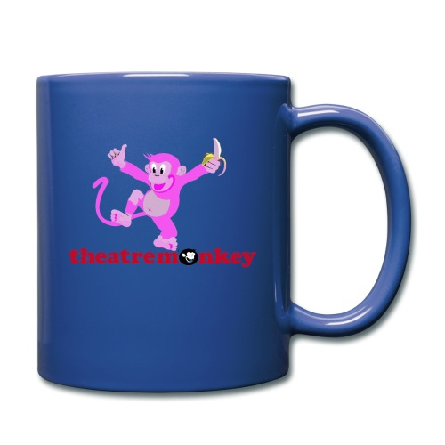 Sammy is In The Pink! - Full Colour Mug