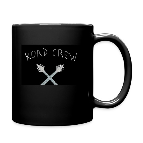 Road_Crew_Guitars_Crossed - Full Colour Mug