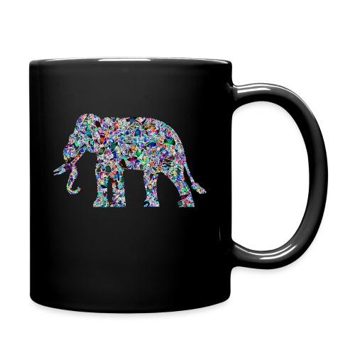 Elephant - Full Colour Mug