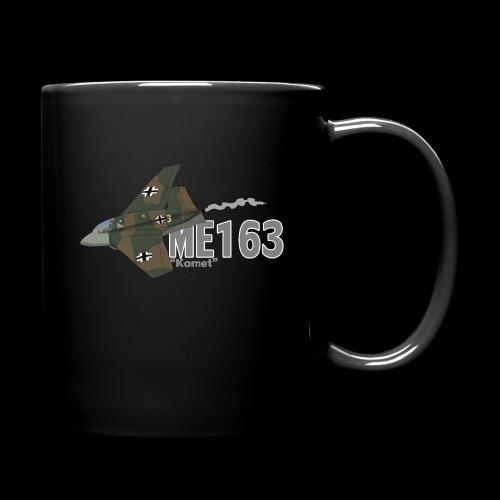 Me 163 Komet (Writing) - Tazza monocolore