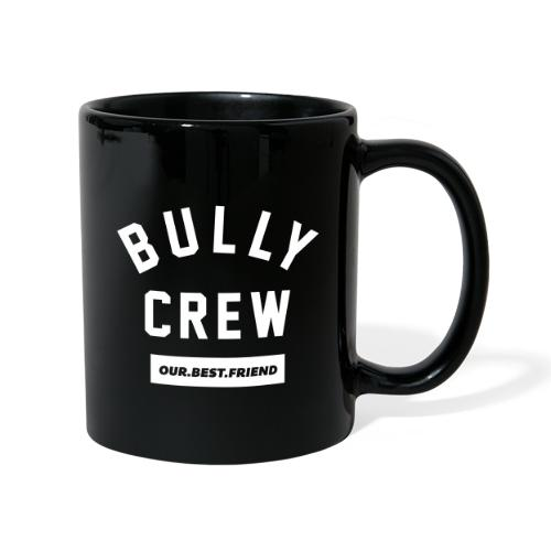 Bully Crew Letters - Tasse einfarbig