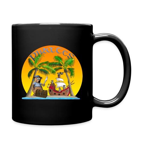 Piraten - Schatz - Tasse einfarbig
