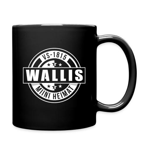 WALLIS - MIINI HEIMAT - Tasse einfarbig
