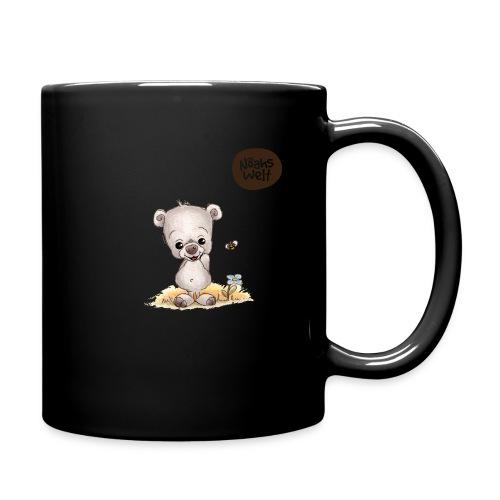 Noah der kleine Bär - Tasse einfarbig