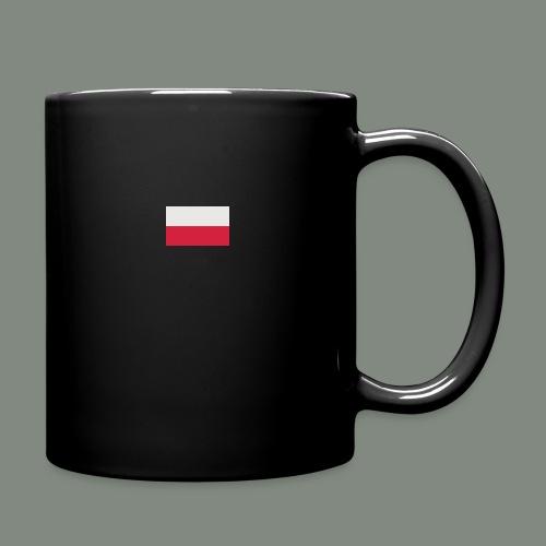 FLAGA POLSKI - Kubek jednokolorowy
