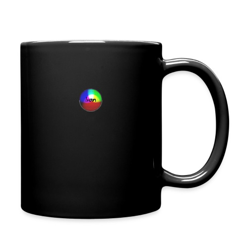 Ivan plays - Full Colour Mug