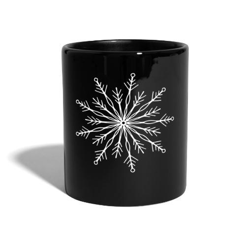 winterkind the mastermind snowflake - Tasse einfarbig